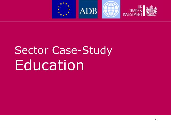 Sector Case-Study