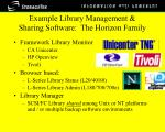 example library management sharing software the horizon family