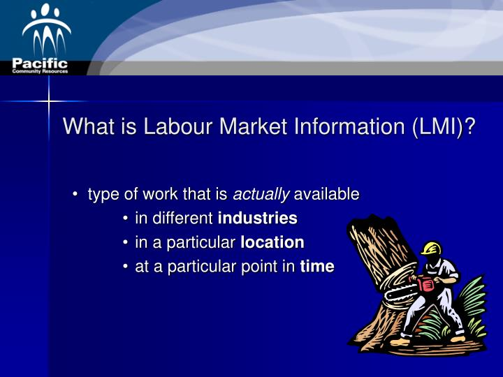 What is Labour Market Information (LMI)?