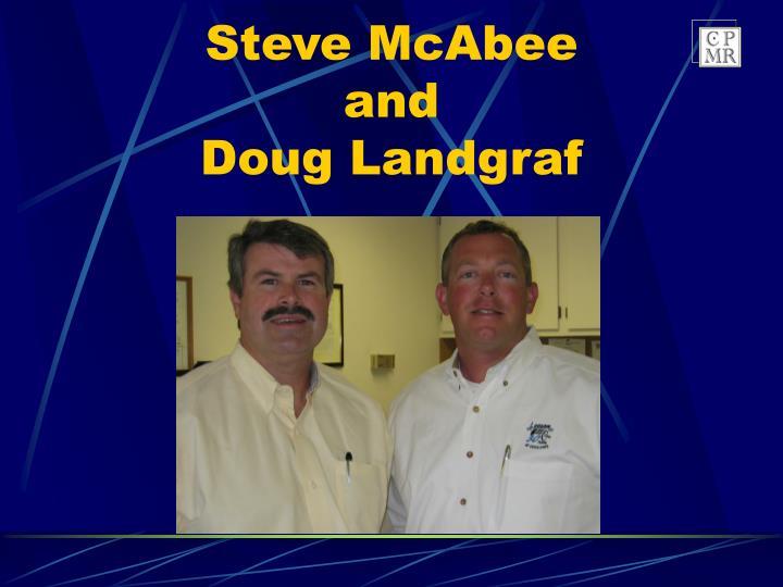 Steve McAbee