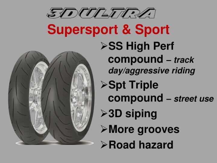 Supersport & Sport