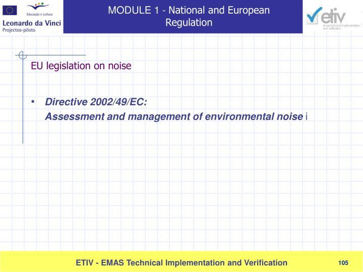 Directive 2002/49/EC: