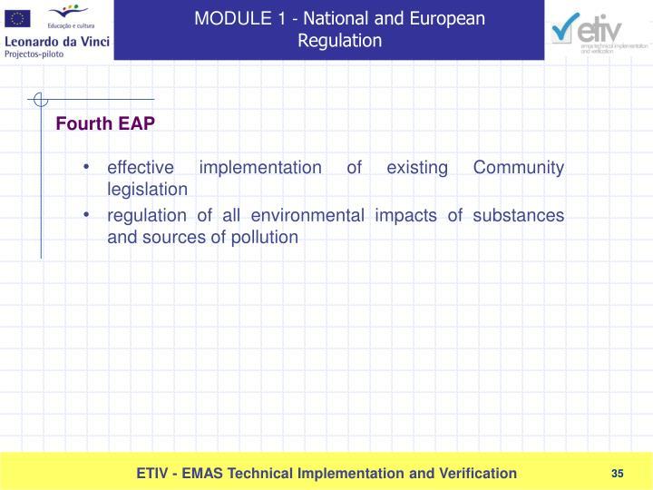 effective implementation of existing Community legislation
