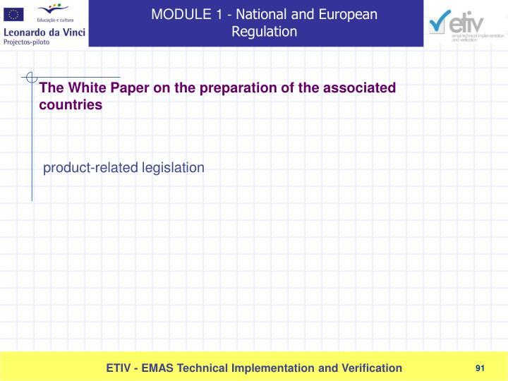 product-related legislation