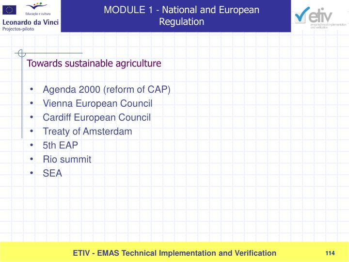 Agenda 2000 (reform of CAP)