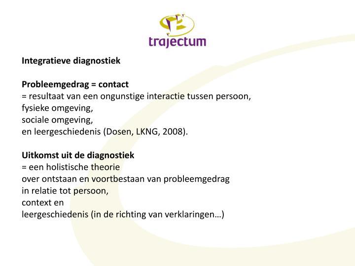 Integratieve diagnostiek