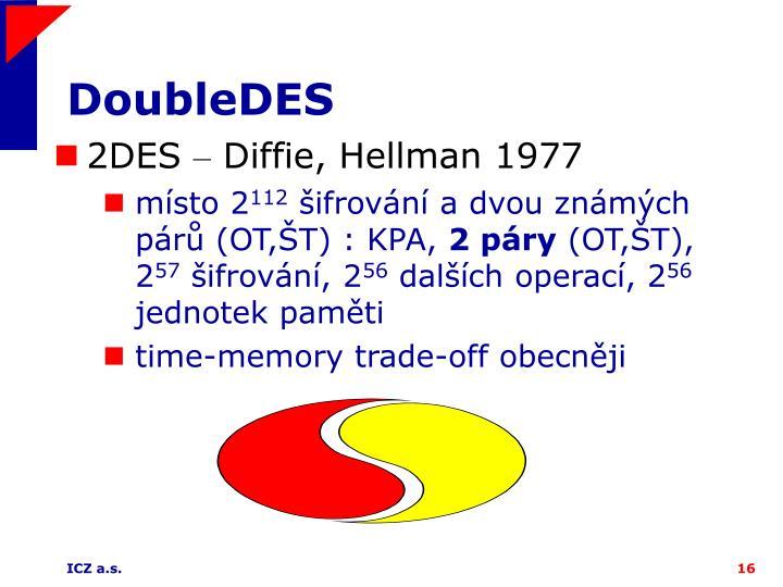DoubleDES
