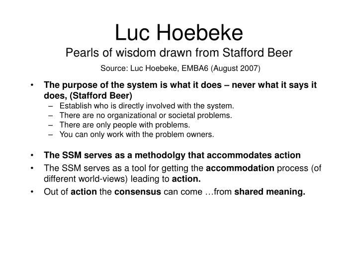 Luc Hoebeke