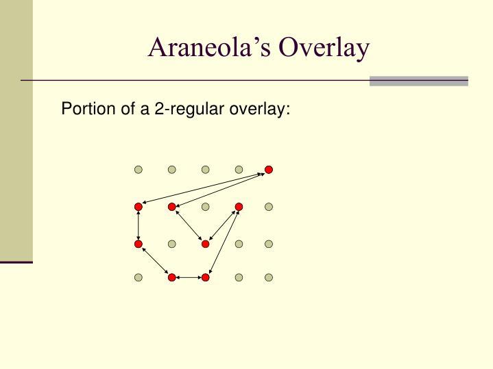 Araneola's Overlay