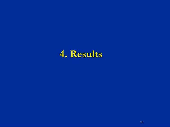 4. Results