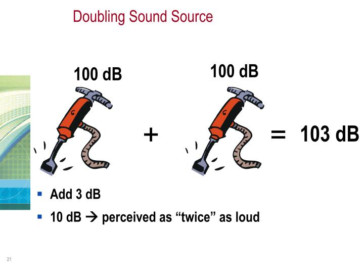 100 dB