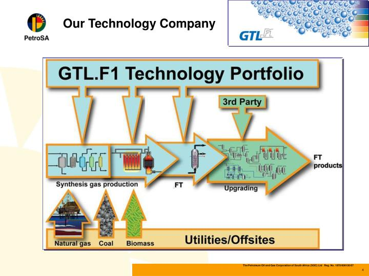 Our Technology Company