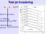 total jet broadening