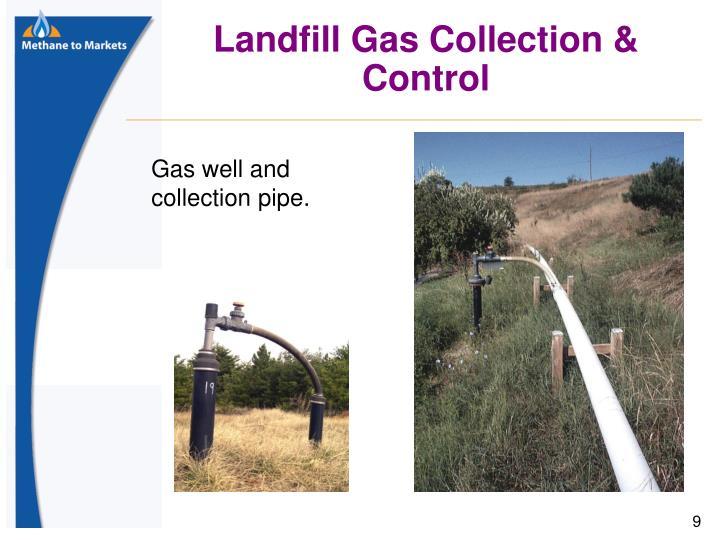 Landfill Gas Collection & Control