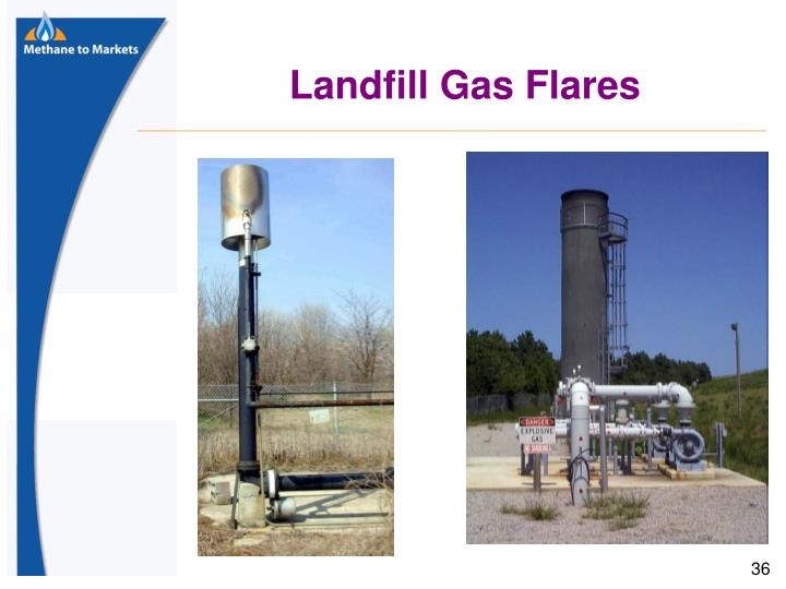 Landfill Gas Flares