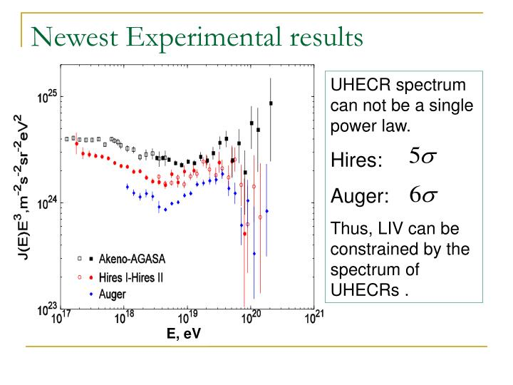 UHECR spectrum can not be a single power law.