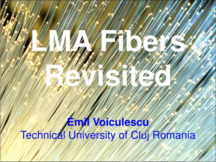 Moat fibers revisited