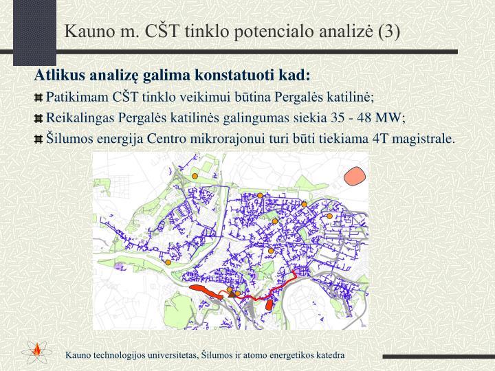 Kauno m. CŠT tinklo potencialo analizė (3)