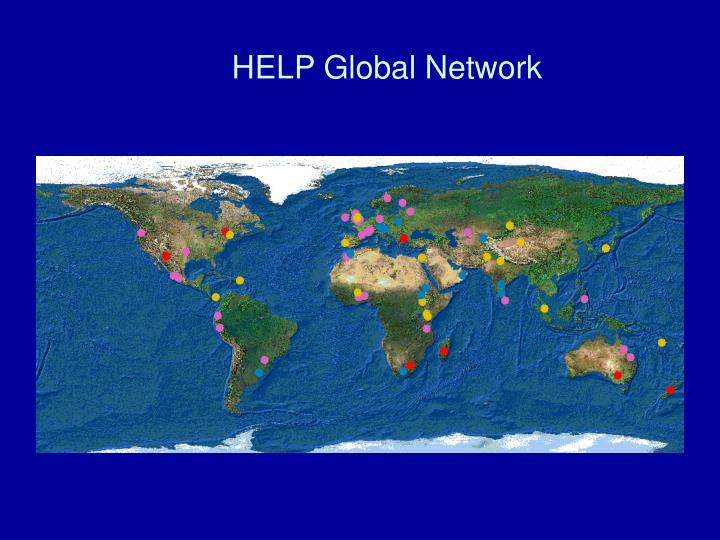 HELP Global Network
