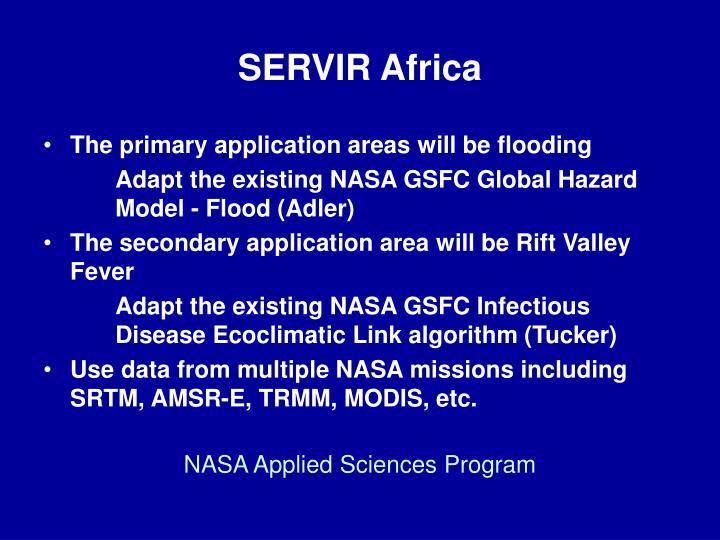 SERVIR Africa