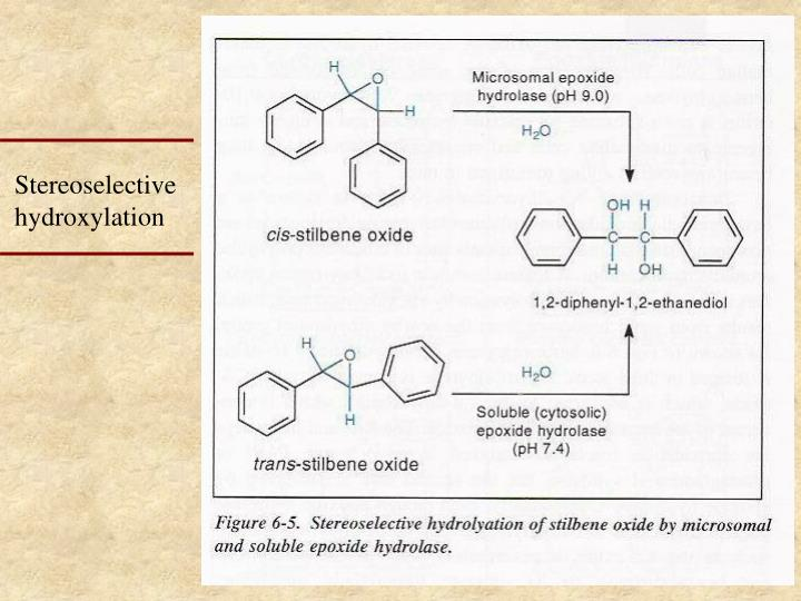 Stereoselective