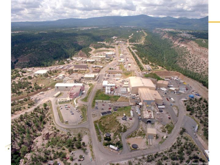 The Los Alamos Neutron Science Center (LANSCE)