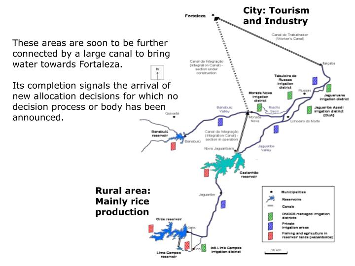 City: Tourism and Industry