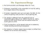 the experimental design3