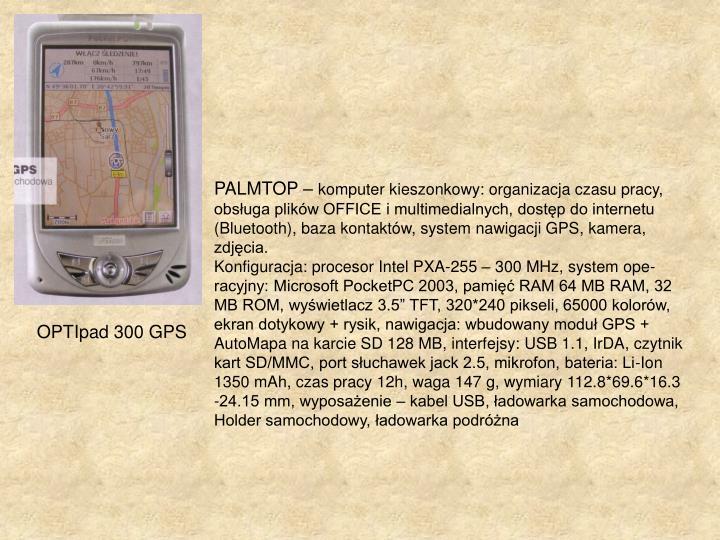 PALMTOP –