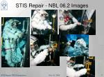stis repair nbl 06 2 images