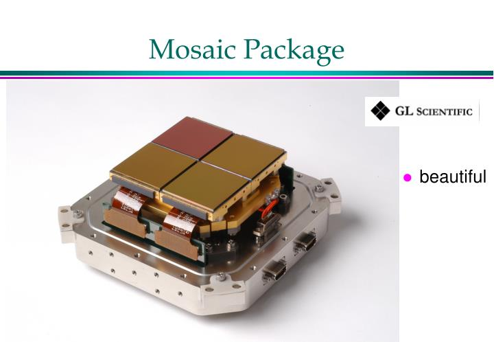Mosaic Package