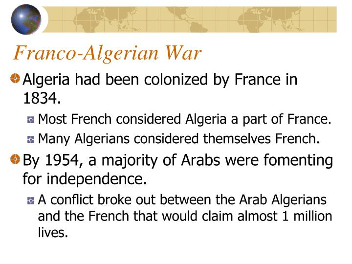 Franco-Algerian War