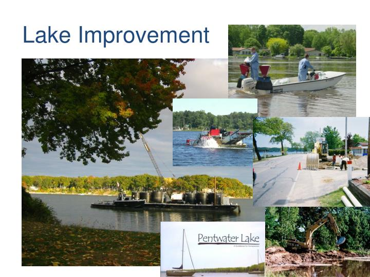 Lake Improvement
