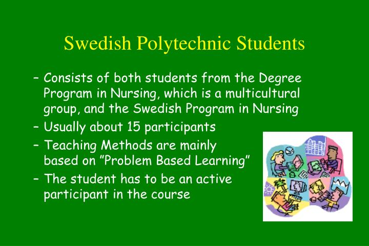 Swedish Polytechnic Students