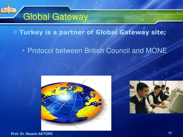 Global Gateway