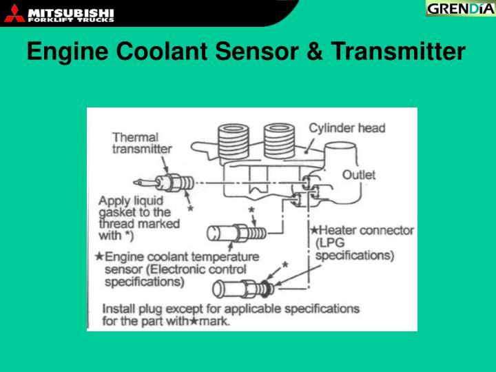 Engine Coolant Sensor & Transmitter