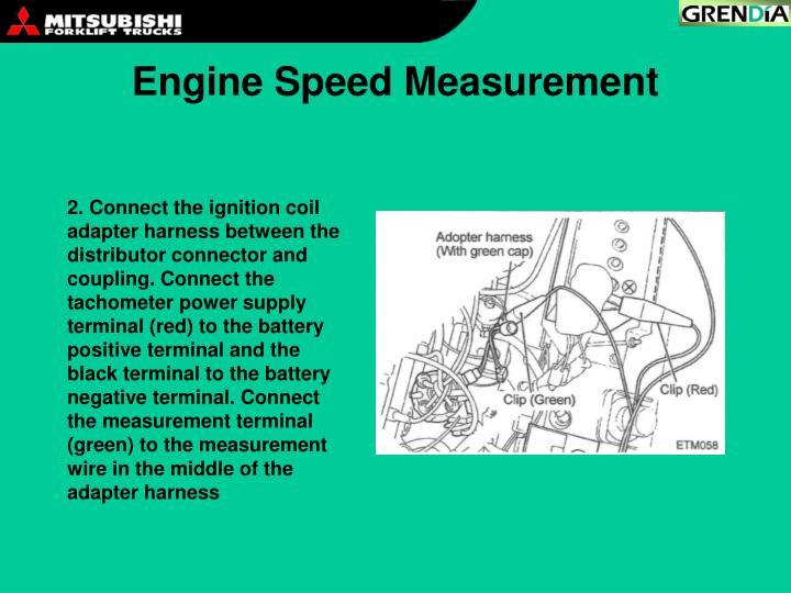Engine Speed Measurement