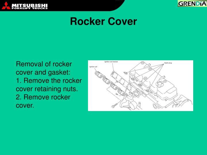 Rocker Cover