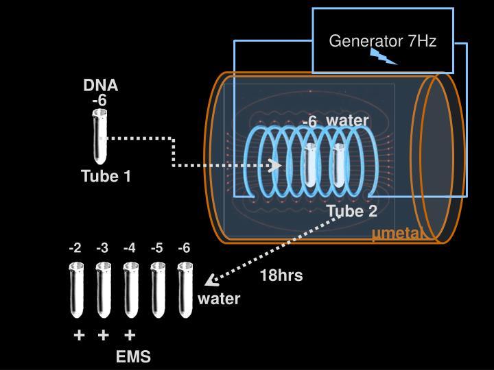 Generator 7Hz
