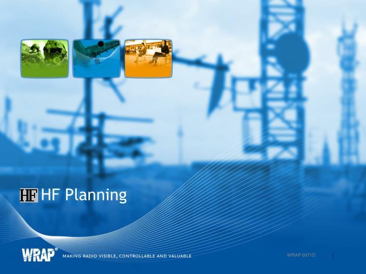 hf planning