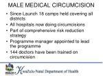 male medical circumcision
