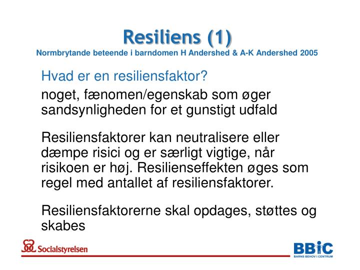 Resiliens (1)