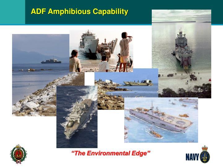 ADF Amphibious Capability