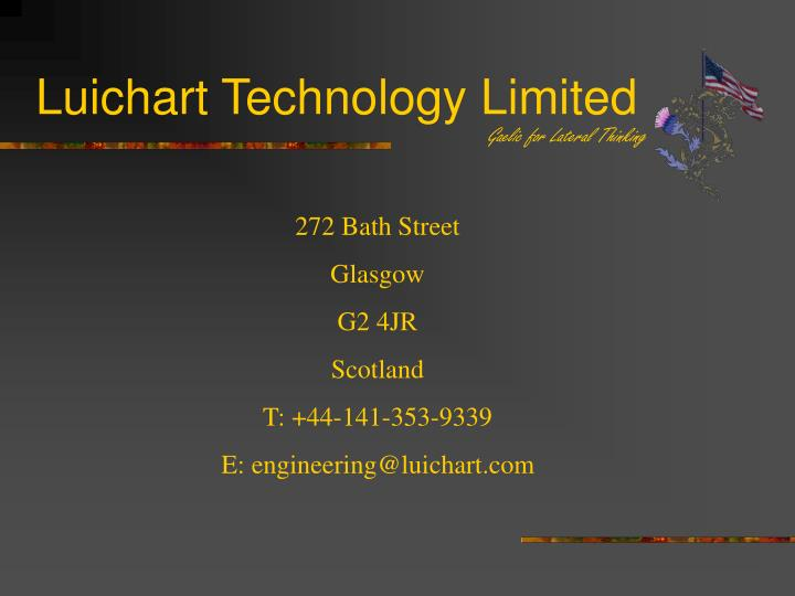 Luichart Technology Limited