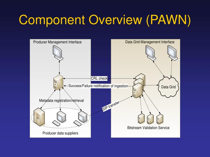 Component Overview (PAWN)