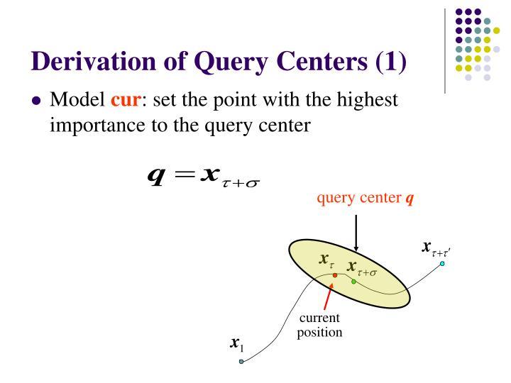 query center
