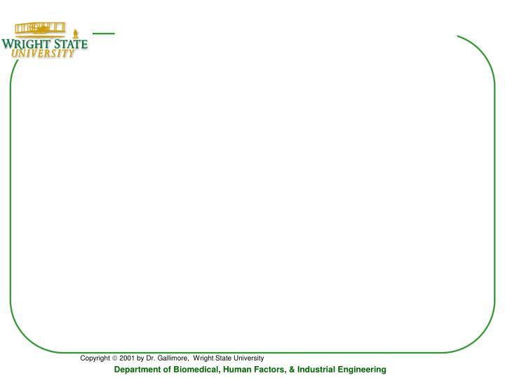 Department of Biomedical, Human Factors, & Industrial Engineering