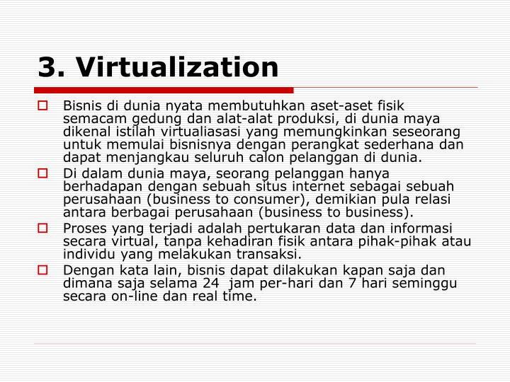 3. Virtualization