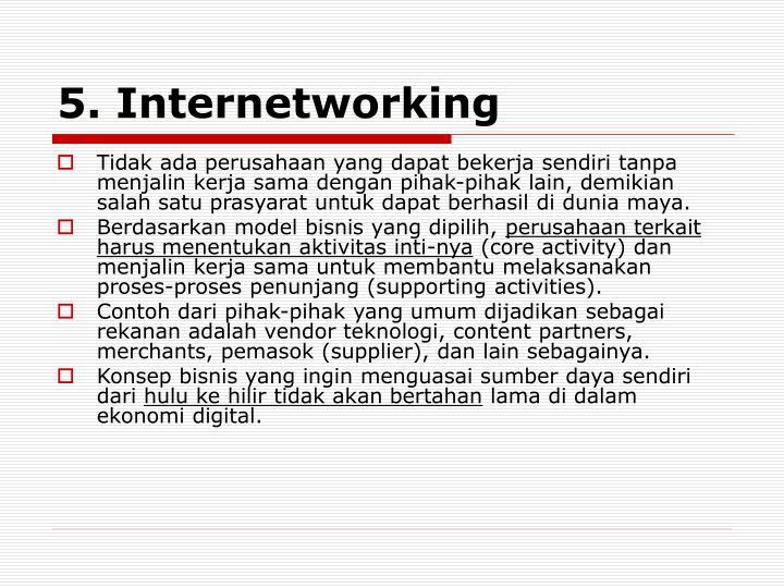 5. Internetworking