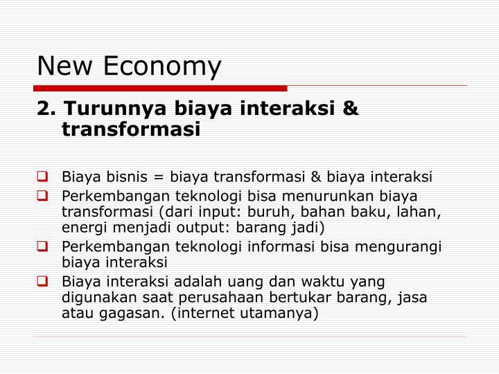 New Economy